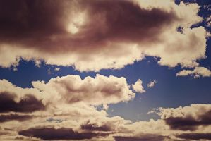 Clouds Overlay 1A by AllThingsPrecious