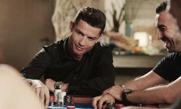 CR7 Play QilinPoker.org by HoneyWii
