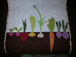 Baby quilt by idrinkhotchai