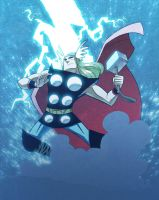 Thor by ChadAT