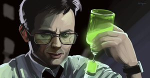 Death is just the beginning (Re-Animator) by Provo-L-Escroc