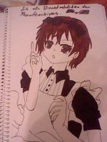 me as maid 2 by X4S9