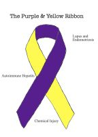 The Purple And Yellow Ribbon by ryu-ren