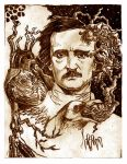 Edgar Alan Poe, 3 by marcgosselin