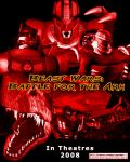 Beast Wars The Movie Poster by Rarthus