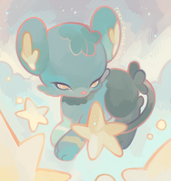 shinx by teacosies