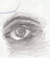 The eye is looking at you by Kaza-Than93