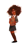 The brightest witch of her age by AninhaT-T