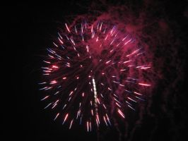 Fire Works Stock 5 by MissyStock