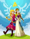 Do you want to build a Triforce? by HipsterAnt