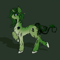 Foilumpone adopt by Fire-Scribe