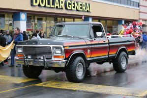 1978 Ford f150 Ranger -  2013 by Crystal-Marine