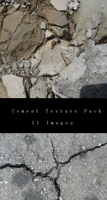 Cracked Cement Texture Pack by CobraGFX