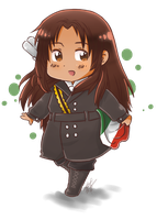 :Commish: Hetalia OC Mexico by Kikaru-StudioS