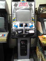 Wraith and Aakashi's Arcade:  After Burner by MSFHWraith