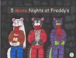 5 More Nights at Freddy's by onyxswami