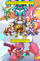 Megaman ZX Issue 1: Page 14 by RadzHedgehog