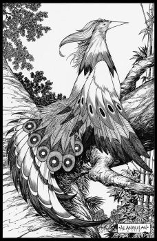 Ibong Adarna Commission by tagasanpablo