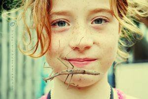 I Love Bugs by tracieteephotography