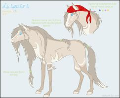 Daiquiri Reference Sheet by scrii