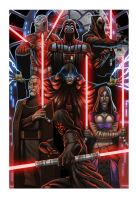 Sith Lords by hupao