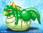 Inflated Pyrallis by Ginta