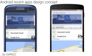Android recent apps concept by gieffe22