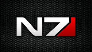 ME Wallpaper: N7 by Croc-blanc