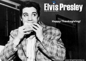 ~ Elvis Thanksgiving by CyCx