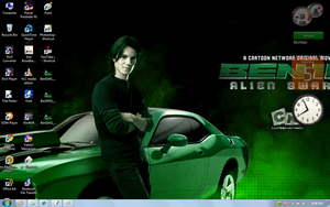 My bg 26 Windows 7 by EnzanBlues456