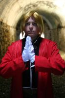Edward Elric Lucca Comics 2009 by DrawenZzZz