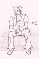 Usnavi from In The Heights by yumeleona23