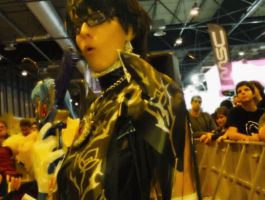 Bayonetta 2 cosplay gif - That was bloody amazing! by JudyHelsing