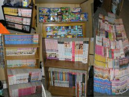 My Manga Collection by GoChan22