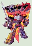 Megazord by InakiShinrou