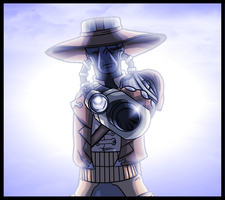 ID - Cad Bane by Xentralus
