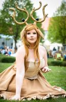 stantler by BellaHime