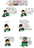 Of Maidens and One Cup by Sassgardian