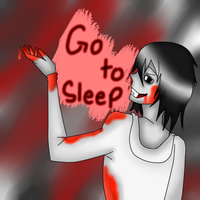 Go to Sleep by PandaHeroForever