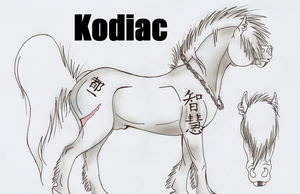 Kodiac Reference by LugiaAngel