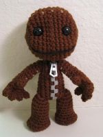 Sackboy by Whitness