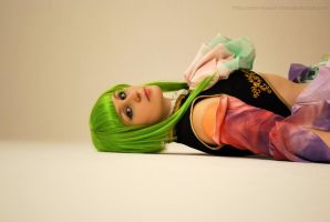 Vocaloid: Gumi - Sandplay by Naru-kawaii-chan