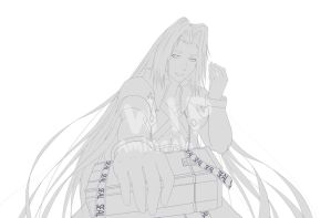 Sephiroth and More WIP by Aminoob