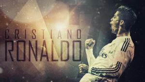 Cristiano Ronaldo Wallpaper by Kerimov23