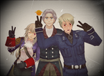 THE PRUSSIAN FAMILY [HETALIA] by PatchiiHeartfilia