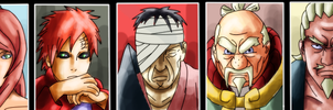 The Kages by Hitotsumami