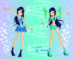 Irene - Fairy of Waves by ColorfullWinx