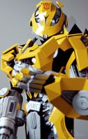 Transformer Bumblebee by deviouselite