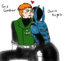 I pair Jamie and Guy by young-rain