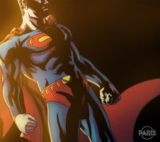 DDF2014- Superman by ParisAlleyne